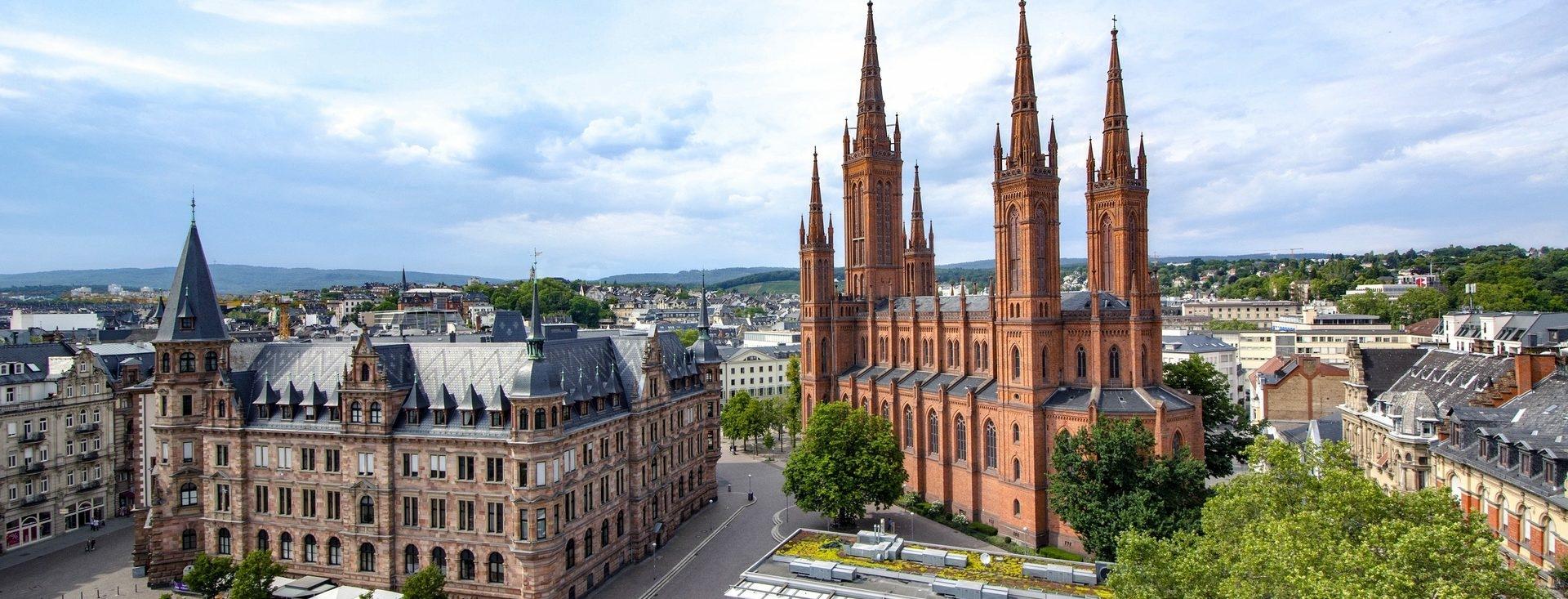 Wo Ist Wiesbaden